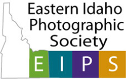 Eastern Idaho Photographic Society logo